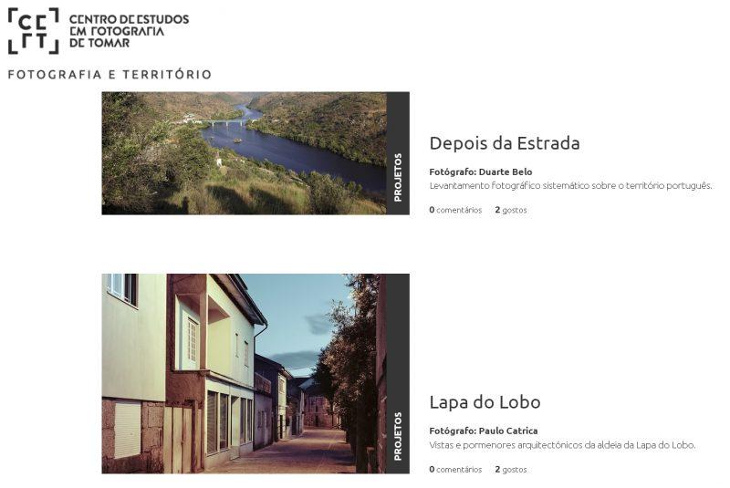 Fotografia e Território – CEFT – Centro Estudos em Fotografia de Tomar